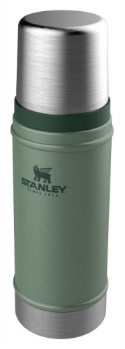 Термос Stanley The Legendary Classic Bottle (10-01228-072) 0.47л. зеленый фото 2