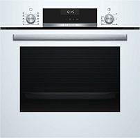 Духовой шкаф Электрический Bosch HBJ558YW0Q белый