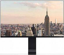 """Монитор Samsung 31.5"""" S32R750UEI черный VA LED 16:9 HDMI полуматовая HAS 2500:1 250cd 178гр/178гр 3840x2160 Ultra HD 7кг"""