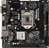 Материнская плата Asrock H310CM-HDV Soc-1151v2 Intel H310C 2xDDR4 mATX AC`97 8ch(7.1) GbLAN+VGA+DVI+HDMI