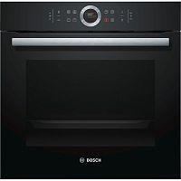 Духовой шкаф Электрический Bosch HBG633TB1 черный