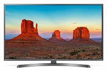 "Телевизор LED LG 43"" 43UK6750PLD серебристый/Ultra HD/50Hz/DVB-T/DVB-T2/DVB-C/DVB-S/DVB-S2/USB/WiFi/Smart TV (RUS)"