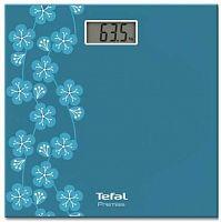 Весы напольные электронные Tefal PP1079V0 макс.150кг бирюзовый