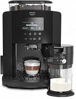 Кофемашина Krups Arabica Latte EA819N10 1450Вт черный