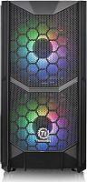 Корпус Thermaltake Commander C35 TG черный без БП ATX 2x120mm 1x200mm 2xUSB3.0 audio bott PSU