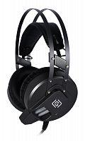 Наушники с микрофоном Oklick HS-L550G THUNDER черный 2.2м мониторные оголовье (HS-L550G)