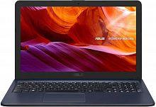 "Ноутбук Asus VivoBook X543UB-GQ822T Core i3 7020U/6Gb/1Tb/nVidia GeForce Mx110 2Gb/15.6""/HD (1366x768)/Windows 10/grey/WiFi/BT/Cam"