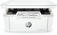 МФУ лазерный HP LaserJet Pro MFP M28a RU (W2G54A) A4 белый