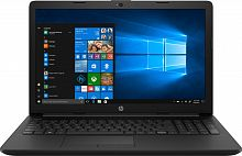"Ноутбук HP 15-da0407ur Core i3 7020U/4Gb/500Gb/nVidia GeForce Mx110 2Gb/15.6""/FHD (1920x1080)/Windows 10/black/WiFi/BT/Cam"