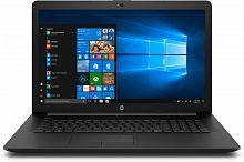 """Ноутбук HP 17-by1028ur Core i5 8265U/8Gb/1Tb/SSD128Gb/DVD-RW/AMD Radeon 530 2Gb/17.3""""/IPS/FHD (1920x1080)/Windows 10/black/WiFi/BT/Cam"""