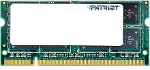 Память DDR4 8Gb 2666MHz Patriot PSD48G266681S RTL PC3-21300 CL19 SO-DIMM 260-pin 1.2В single rank