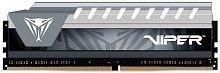 Память DDR4 8Gb 2666MHz Patriot PVE48G266C6GY Viper Elite RTL Gaming PC4-21300 CL16 DIMM 288-pin 1.2В