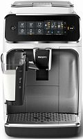 Кофемашина Philips EP3243/70 1450Вт белый/серебристый