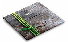 Весы напольные электронные Sinbo SBS 4449B макс.180кг рисунок/дерево