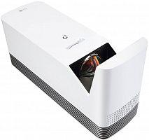Проектор LG HF85LSR DLP 1500Lm (1920x1080) 150000:1 ресурс лампы:20000часов 2xUSB typeA 2xHDMI 3кг