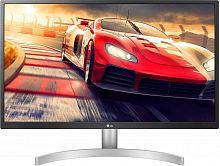 "Монитор LG 27"" UltraFine 27UL500-W белый IPS LED 16:9 HDMI матовая 1000:1 300cd 178гр/178гр 3840x2160 DisplayPort Ultra HD 4.6кг"