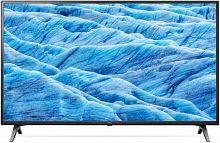 "Телевизор LED LG 43"" 43UM7100PLB черный/Ultra HD/100Hz/DVB-T/DVB-T2/DVB-C/DVB-S/DVB-S2/USB/WiFi/Smart TV (RUS)"