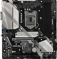 Материнская плата Asrock B365M PRO4 Soc-1151v2 Intel B365 4xDDR4 mATX AC`97 8ch(7.1) GbLAN+VGA+DVI+HDMI