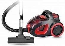 Пылесос Ginzzu VS437 2000Вт черный/красный