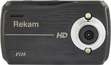 Видеорегистратор Rekam F110 черный 0.93Mpix 720x1280 720p 100гр. GPDV6624