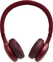 Гарнитура накладные JBL LIVE400BT красный беспроводные bluetooth оголовье (JBLLIVE400BTRED)