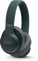 Гарнитура накладные JBL LIVE500BT зеленый беспроводные bluetooth оголовье (JBLLIVE500BTGRN)