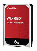 "Жесткий диск WD Original SATA-III 6Tb WD60EFAX NAS Red (5400rpm) 256Mb 3.5"""