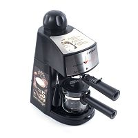 Кофеварка эспрессо Endever Costa-1050 900Вт черный