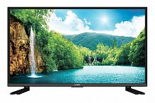 "Телевизор LED Hyundai 43"" H-LED43F308BT2 черный/FULL HD/60Hz/DVB-T2/DVB-C/DVB-S2/USB (RUS)"