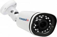 Видеокамера IP Trassir TR-D2141IR3 3.6-3.6мм цветная корп.:белый