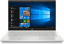 "Ноутбук HP 14-ce2001ur Core i3 8145U/4Gb/SSD128Gb/Intel UHD Graphics 620/14""/IPS/FHD (1920x1080)/Windows 10/white/WiFi/BT/Cam"