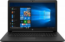 "Ноутбук HP 17-ca1003ur Ryzen 3 3200U/4Gb/1Tb/DVD-RW/AMD Radeon Vega 3/17.3""/HD+ (1600x900)/Windows 10/black/WiFi/BT/Cam"