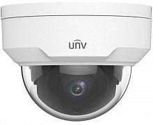 Видеокамера IP UNV IPC322LR-MLP28-RU 2.8-2.8мм цветная корп.:белый