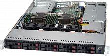 Корпус SuperMicro CSE-116AC2-R706WB2 2x750W черный