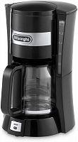 Кофеварка капельная Delonghi ICM15210.1W 900Вт белый
