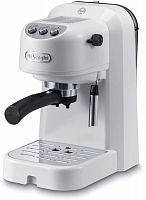 Кофеварка эспрессо Delonghi EC251.W 1100Вт белый