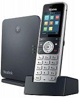 Телефон SIP Yealink W53P серебристый