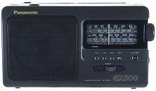 Радиоприемник портативный Panasonic RF-3500E9-K черный