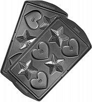 Панель Redmond RAMB-24 Сердечки и звёздочки для мультипекаря черный