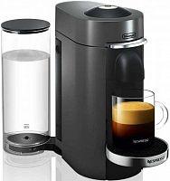 Кофемашина Delonghi Nespresso ENV155.S 1600Вт серебристый