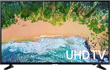 "Телевизор LED Samsung 50"" UE50NU7002UXRU титан/Ultra HD/200Hz/DVB-T2/DVB-C/DVB-S2/USB/WiFi/Smart TV (RUS)"