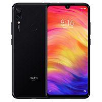 "Смартфон Xiaomi Redmi Note 7 128Gb 4Gb черный моноблок 3G 4G 2Sim 6.3"" 1080x2340 Android 9 48Mpix 802.11 a/b/g/n/ac GPS GSM900/1800 GSM1900 MP3 FM A-GPS microSD max256Gb"