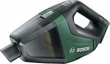 Строительный пылесос Bosch UniversalVac 18 (уборка: сухая) зеленый