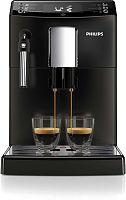 Кофемашина Philips EP3519/00 1850Вт черный/серебристый