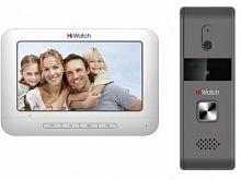 Видеодомофон Hikvision DS-D100K белый
