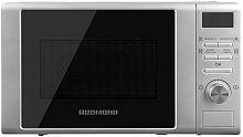 Микроволновая Печь Redmond RM-2002D 20л. 700Вт серый/черный