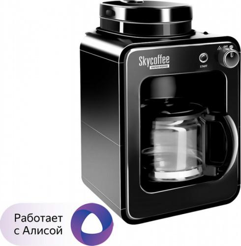 Кофеварка капельная Redmond RCM-M1505S-E 600Вт черный фото 3