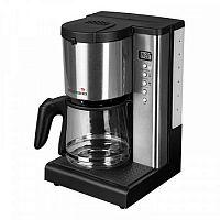 Кофеварка капельная Redmond RCM-M1509S 600Вт черный/серебристый