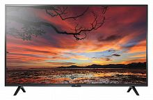 "Телевизор LED TCL 43"" L43S6400 черный/FULL HD/60Hz/DVB-T/DVB-T2/DVB-C/DVB-S/DVB-S2/USB/WiFi/Smart TV (RUS)"