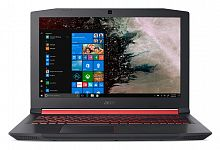 "Ноутбук Acer Nitro 5 AN515-52-77E3 Core i7 8750H/8Gb/SSD256Gb/nVidia GeForce GTX 1050 Ti 4Gb/15.6""/IPS/FHD (1920x1080)/Windows 10 Home/black/WiFi/BT/Cam"